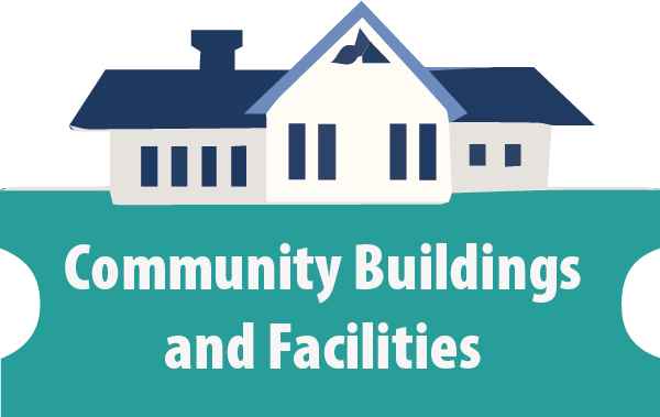 community buildings and facilities
