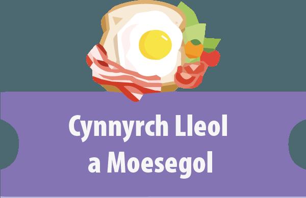 cynnyrch lleol a moesegol